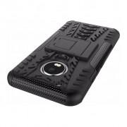 Just in Case Rugged Hybrid Motorola Moto G5S Back Cover Zwart
