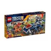 Lego Nexo Knights 70322 Pojazd Axla