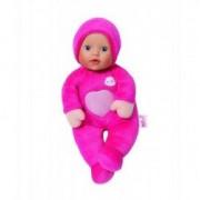 Papusa bebelus roz cu sunete si lumini Baby Born