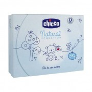 Chicco cofanetto natural sensation set - shampoo - bagnoschiuma senza lacrime - acqua di colonia.