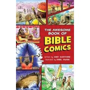 The Awesome Book of Bible Comics, Paperback/Sandy Silverthorne