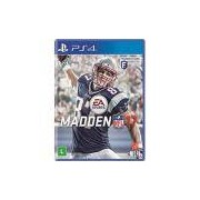 Game - Madden NFL 17 - PS4