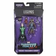 Marvel Legends Rocket Raccoon & Groot, Guardians of the Galaxy Vol. 2