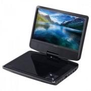 Sencor Przenośny odtwarzacz DVD,SPV 2920 CZARNY, 9 cali TFT LCD Obrotowy