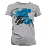 Tee Fast & Furious Engine Girly Tee
