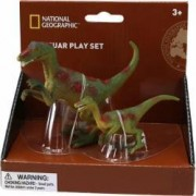 Set 2 figurine National Geographic Thescelosaurus