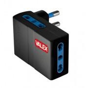 VALEX Adattatore piatto 3prese 16a sp. 1140035 VALEX