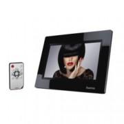 """Фоторамка Hama View 95267, 7.0"""" (17.78 cm), WVGA, поддържа SD/SDHC карти, USB, дистанционно, черна"""