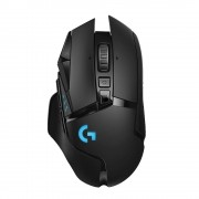 Logitech G502 Lightspeed Wireless Gaming Mouse - Black