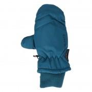 Starling Petrol blauwe warme wanten voor kinderen 4 (116) - Handschoenen - kinderen