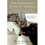 The Emotional Lives of Animals: A Leading Scientist Explores Animal Joy, Sorrow, and Empathy--And Why They Matter, Paperback