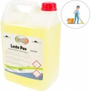 Detergent universal concentrat pentru pardoseli solutie concentrata de curatenie pentru suprafete 5 L Lindo Full galben