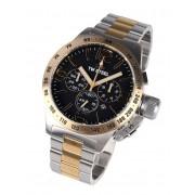 Ceas barbatesc TW-Steel CB44 Canteen Bracelet Cronograf 50mm 10ATM