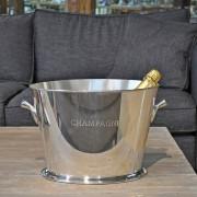 Seau a Champagne oval