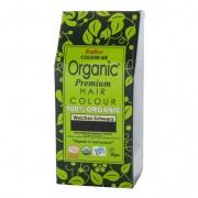Radico Organic plantaardige haarkleuring 100 g, soft zwart 100 g