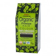 Radico Organic plantaardige haarkleuring 100 g, soft zwart