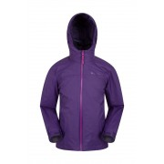 Mountain Warehouse Wodoodporna kurtka Torrent - Purple
