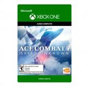 Microsoft ace combat 7 skies unknown xbox one