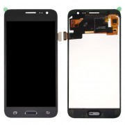 iPartsBuy for Samsung Galaxy J3 (2016) / J320 LCD Screen + Touch Screen Digitizer Assembly(Black)
