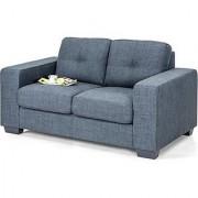 IDEAWOODS Classy Solid Wood 1 + 1 Sofa Set