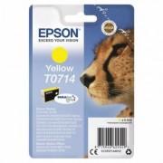 Epson T0714 Originalbläck gul för Epson