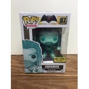 Pop Aquaman 87 DC Batman vs Superman HOT TOPIC Exclusive Funko Pop Vinyl Figure
