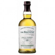 726.00 Single Malt Scotch Whisky Single Barrel Traditional Oak 25 Y.o. The Balvenie Astuccio