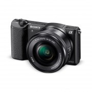 Sony A5100 Ilce-5100l Camara Digital 24mp + 16-50 Mm Full Hd