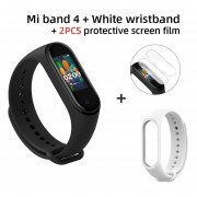 mi Band 4 reloj inteligente ritmo cardíaco actividad Fitness rastreador pulsera banda inteligente p