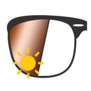 Monofocale Standard Generic Fotocromatic maro