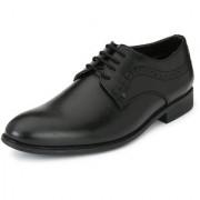 Hope Quay Men's Black Pu Leather Formal Shoes