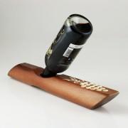 Suport din lemn pentru sticla vin