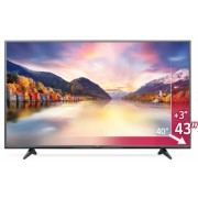 "LG 43UF680V 43"" 4K Ultra HD TV, 3840x2160, DVB-C/T2/S2, 1000PMI, HDMI, Smart,WIDI, DLNA, Wi-Fi Built in, DVR Ready, DLNA Демонстрационен артикул"