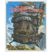 Howl's Moving Castle Picture Book, Hardcover/Hayao Miyazaki