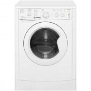 Indesit Eco Time IWDC6125 6Kg / 5Kg Washer Dryer with 1200 rpm - White - B Rated