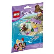 Lego Friends Seals Little Rock, Multi Color