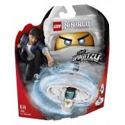 LEGO Ninjago, Zane - Maestru Spinjitzu 70636