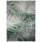 Zuiver Vloerkleed Palm By Day L170 X B240 Cm - Stof Groen