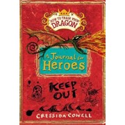 How to Train Your Dragon: A Journal for Heroes, Hardcover/Cressida Cowell