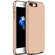 Husa Baterie Ultraslim iPhone 7, iUni Joyroom 2500mAh, Gold