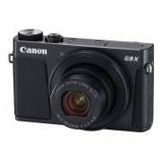 Canon PowerShot G9 X Mark II - Digitale camera - compact - 20.1 MP - 1080p / 60 beelden per seconde - 3x optische zoom - Wi-Fi, NFC, Bluetooth