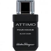 Salvatore Ferragamo Attimo Black Musk eau de toilette para hombre 100 ml