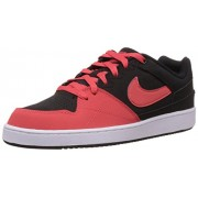 Nike Men's Priority Low Black,Daring Red,White Casual Sneakers -8 UK/India (42.5 EU)(9 US)