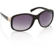 MTV Over-sized Sunglasses(Violet)