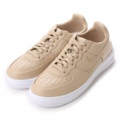 ナイキ NIKE atmos AIR FORCE 1 ULTRAFORCE LTHR (BEIGE) レディース
