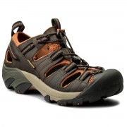 Сандали KEEN - Arroyo II 1008419 Black Olive/Bombay Brown