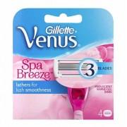 Gillette Venus SPA Breeze scheermesjes 4 pack