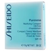 Shiseido Pureness Matifying Compact Fond De Teint 40 Natural Beige 11 G
