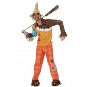 Fiesta carnavales Vogelverschrikker kostuum
