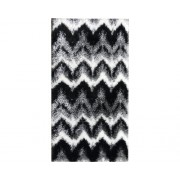 Covor Defier negru/alb 200x300 cm